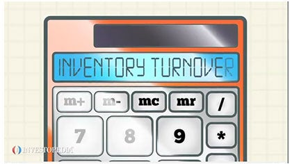 Reading The Inventory Turnover