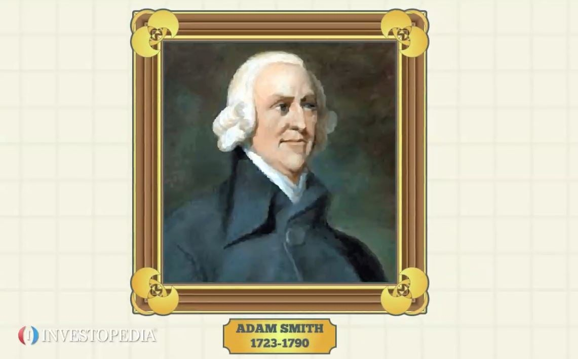 adam smith the father of economics investopedia
