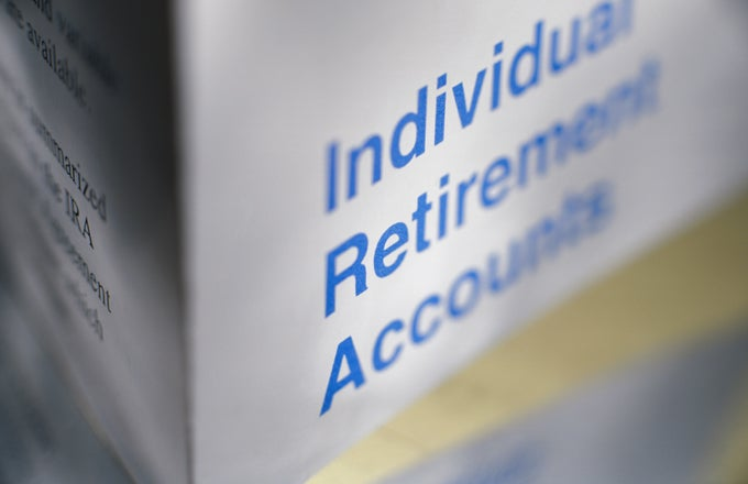 Can you borrow from your IRA?