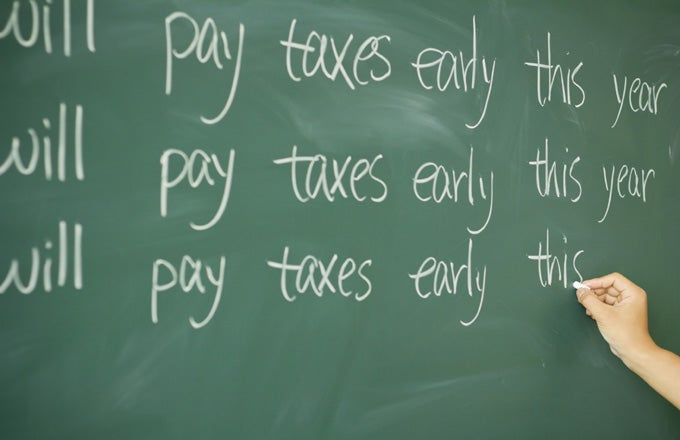 Tax Tips For The Last Quarter Of 2013