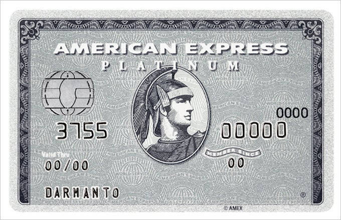Credit Card Review: Platinum American Express (AXP, JPM) | Investopedia