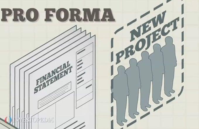 Pro Forma