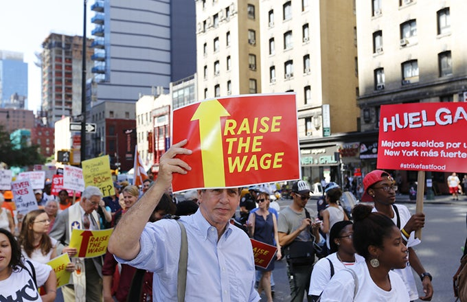 Fair trading wage rates