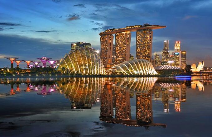 Best etf broker singapore