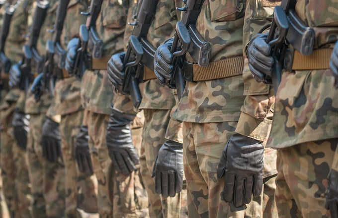 Global forex trading thank our military