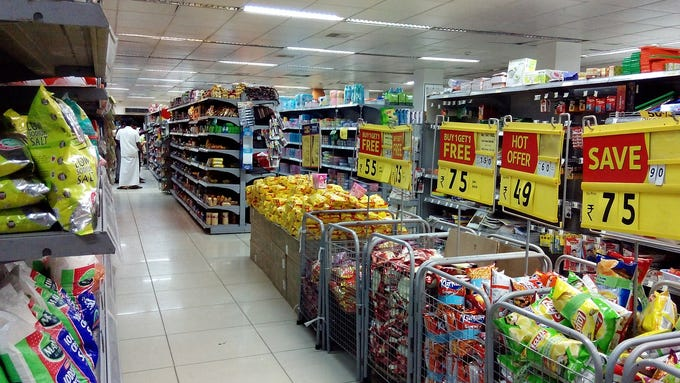 Image result for Regional supermarkets with a difference in Store Operation