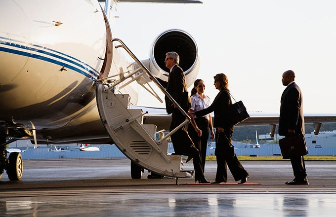 Private Jet Charter Vs First Class What39s Best  Investopedia