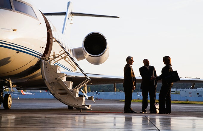 Time To Move From Business Class To A Private Jet Charter  Investopedia