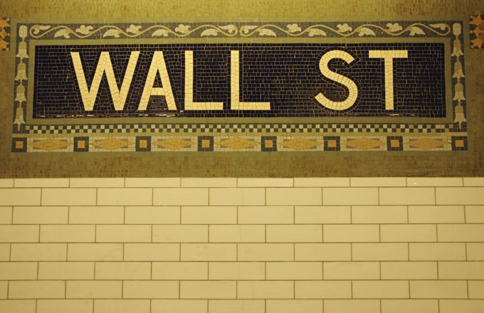 Tales From Wall Street's Crypt