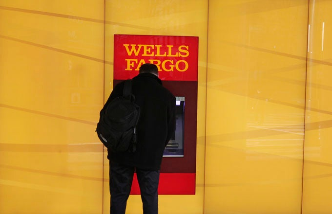 Wells Fargo In Good Shape, But The Street Knows It