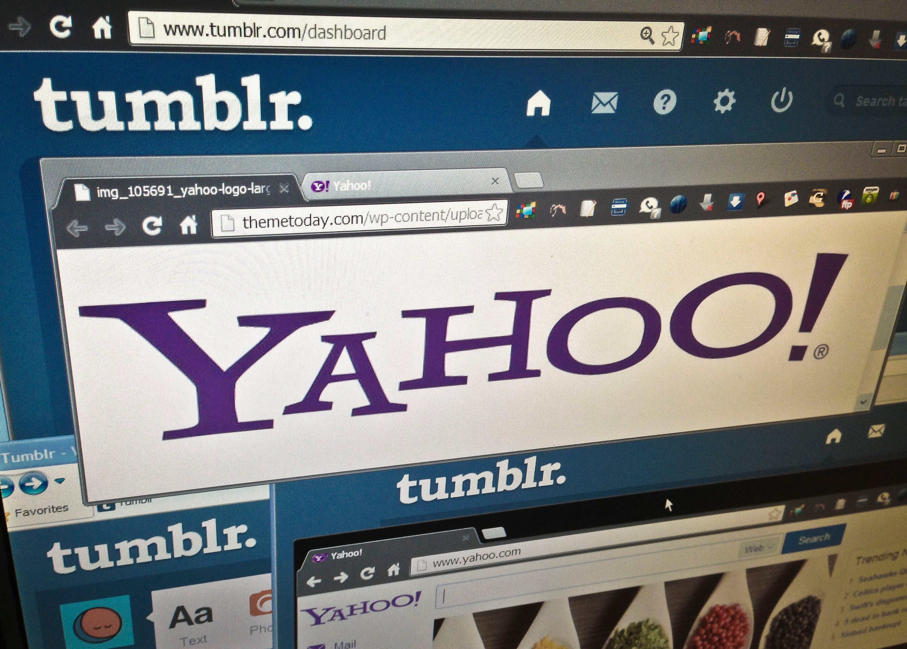 Yahoo! Adds Tumblr, But Is This Another Underpants Gnome Deal?
