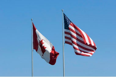 The United States Vs. Canada - Differences In ...