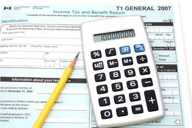 How To File A Canadian Tax Return