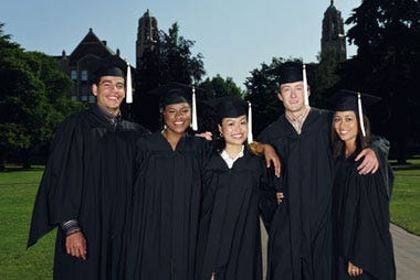 What are some benefits in joining a college honors program?