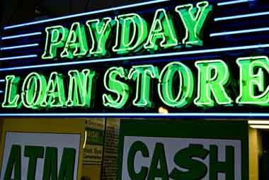 5 Reasons To Avoid Payday Loans