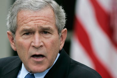 Why Americans Think Bush Is To Blame For The ...