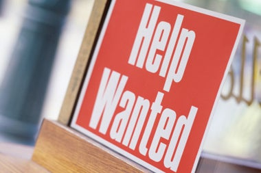 Improving Economy: Job Availability At 4-Year High
