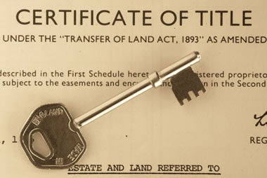 Tips For Transferring A House Title
