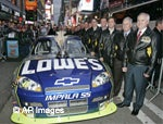 NASCAR: From Back Alleys To Big Bucks