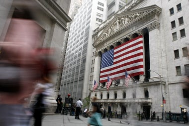 Are The NYSE Trading Floor's Days Numbered?