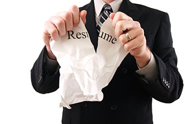 How Lying On Your Resume Will Get You In Trouble