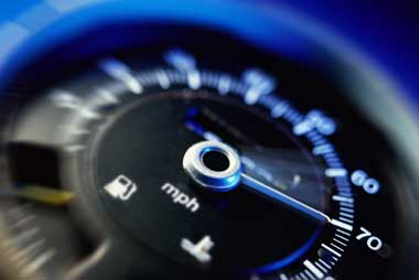 The High Price Of Speeding