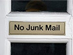6 Ways To Stop Credit Card Junk Mail