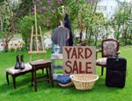 6 Things You Shouldn't Sell At A Garage Sale