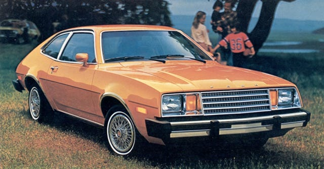 fords failure to park recall 1980