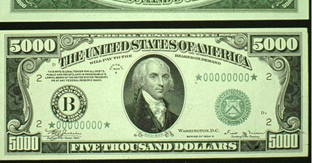 Why does America need to use currency and dollars?