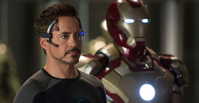 4 Real-Life Tony Starks