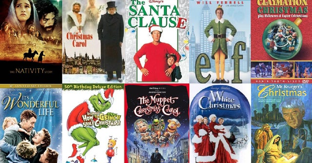 5 Highest-Grossing Christmas Movies