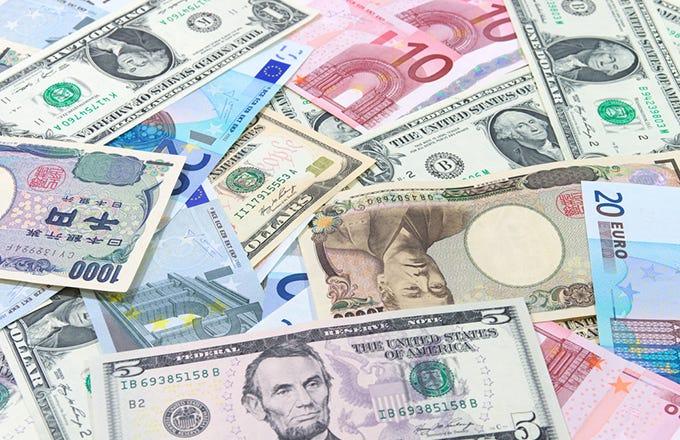 Money Money Money - cover