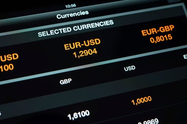 Seven Emerging Currencies Challenging ...