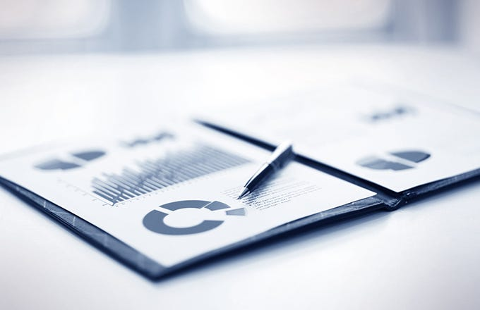 What types of information in companies financial statements could have an affect on shareholder value?