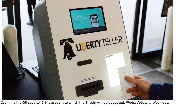 liberty teller kiosk