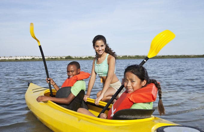 Summer camps can be an affordable way to ensure your children are in a safe environment and give you some time to yourself.