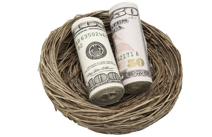 Not growing your money by keeping it on the sidelines can cost you over the long run.