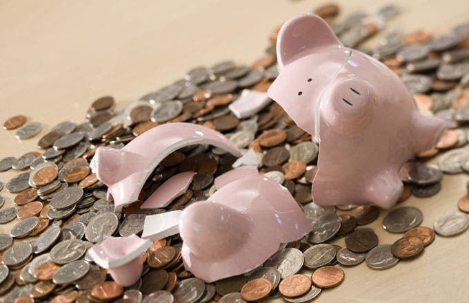 Some of the worst financial mistakes can break the bank. We'll take a look at six common mistakes that you can avoid.