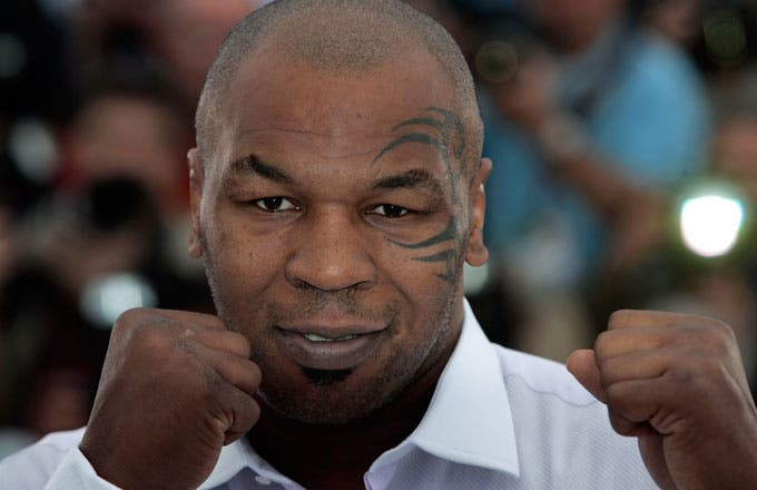 Mike Tyson lost much of his money because of divorce settlements and overspending.