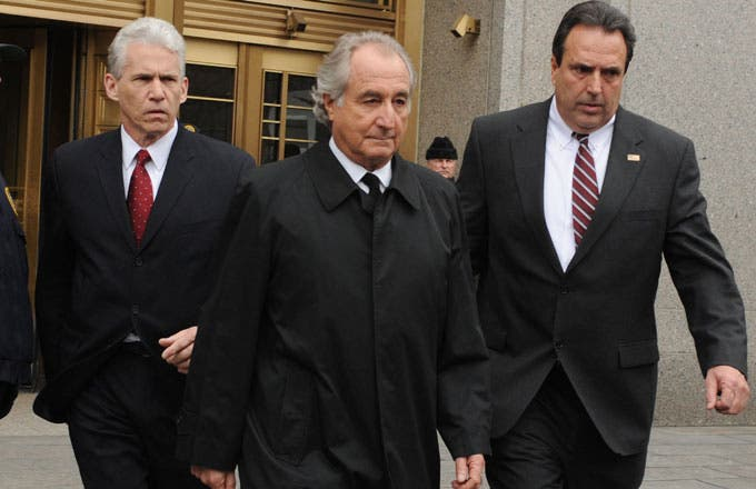 Diversity: Your Shield From Madoff-Style Investment Scams