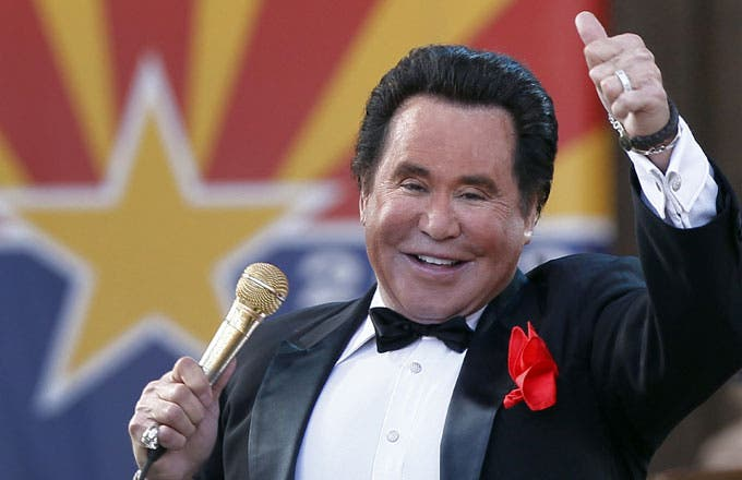 Wayne Newton made lavish purchases and bought land he couldn't pay for.