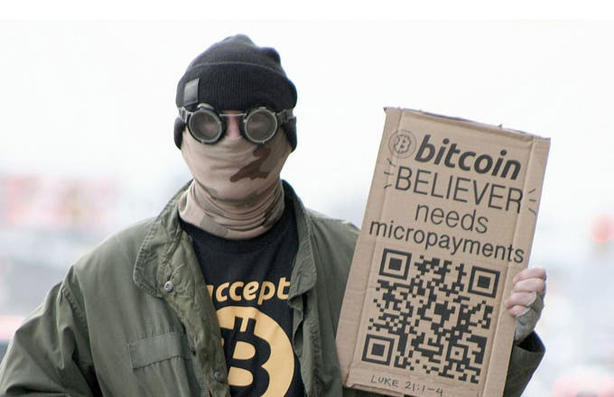 that Bitcoin key might be valid