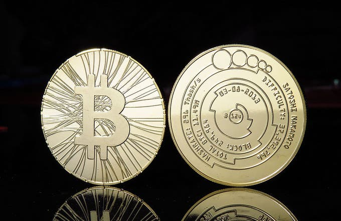 This is not really a Bitcoin