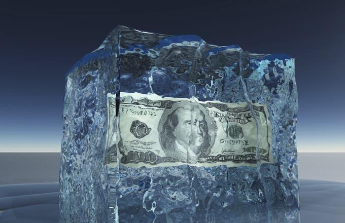 The Frozen Pension Dilemma