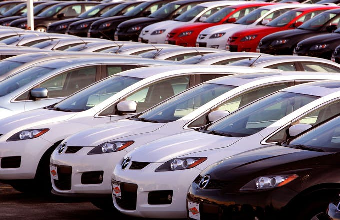 Getting A Car Title Loan