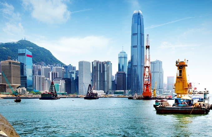 Forex trading tax hong kong