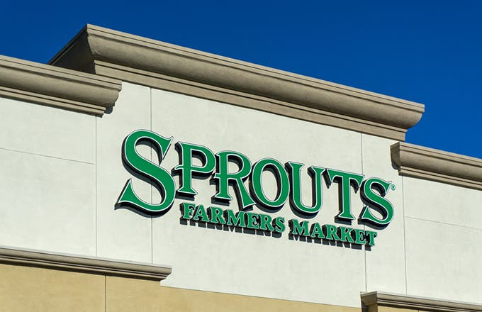 Sprouts farmers market stock options