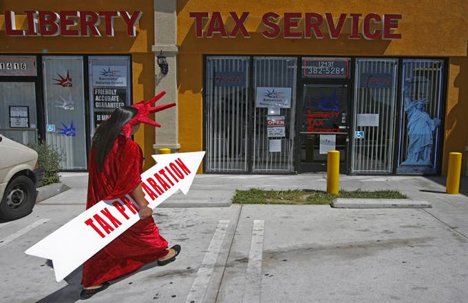 The Gloomy Future Of The Tax Preparation Industry