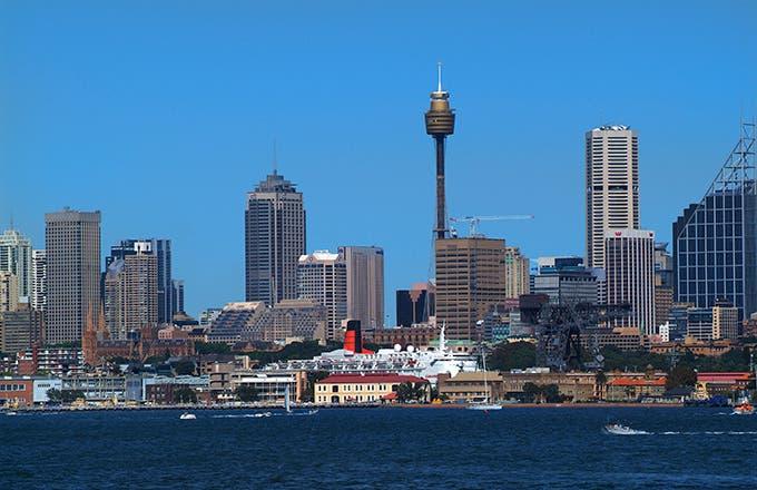 Forex city australia